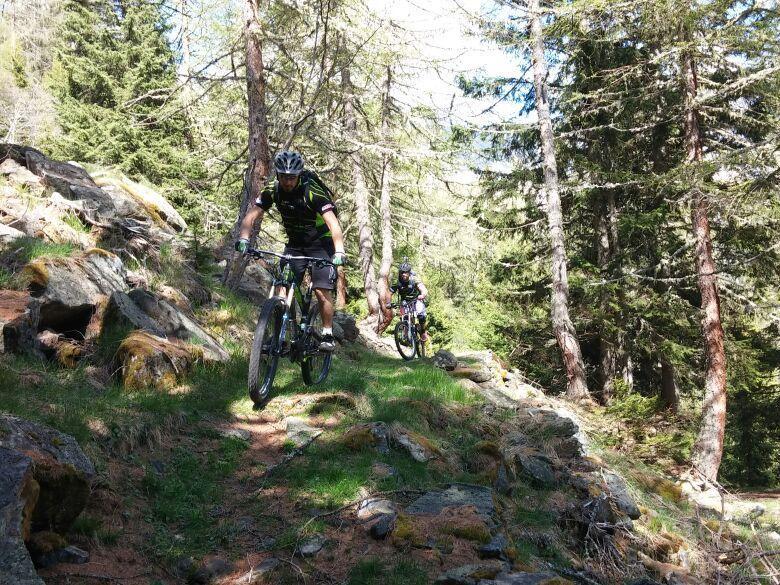 <b>escursioni bike Val di Sole</b>