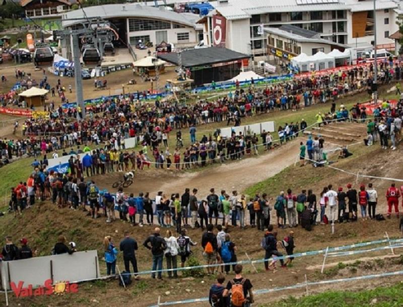 <b>gare downhill Val di Sole 2016</b>