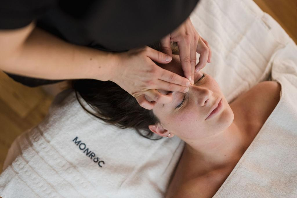 <b>Massaggi trattamenti estetica Beauty Center MONROC Val di Sole</b>