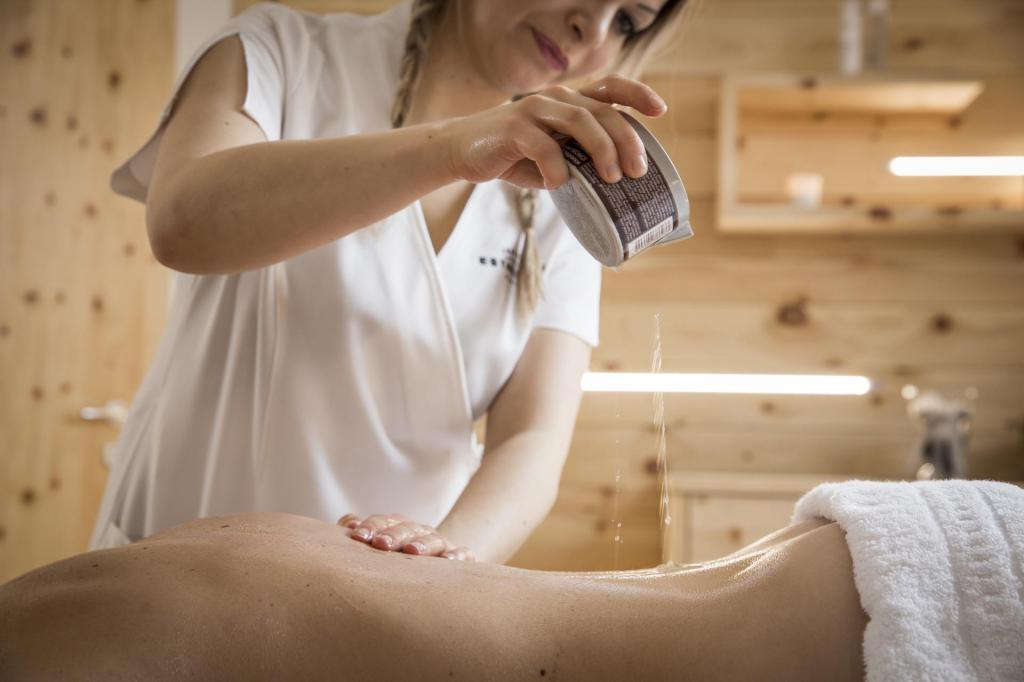 <b>Massaggi trattamenti estetica Beauty Center MONROC Val di Sole</b>