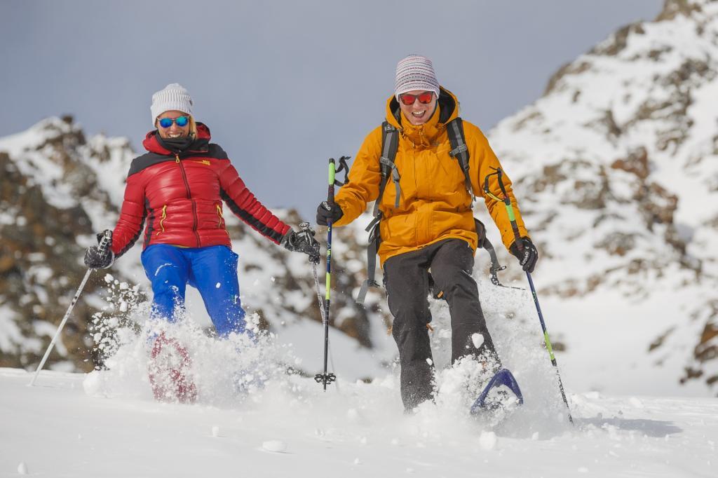 <b>Monroc Hotel snowshoes excursion Trentino</b>
