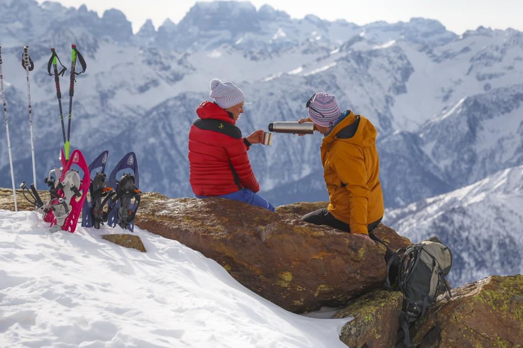 <b>Monroc Hotel winter holiday Trentino</b>