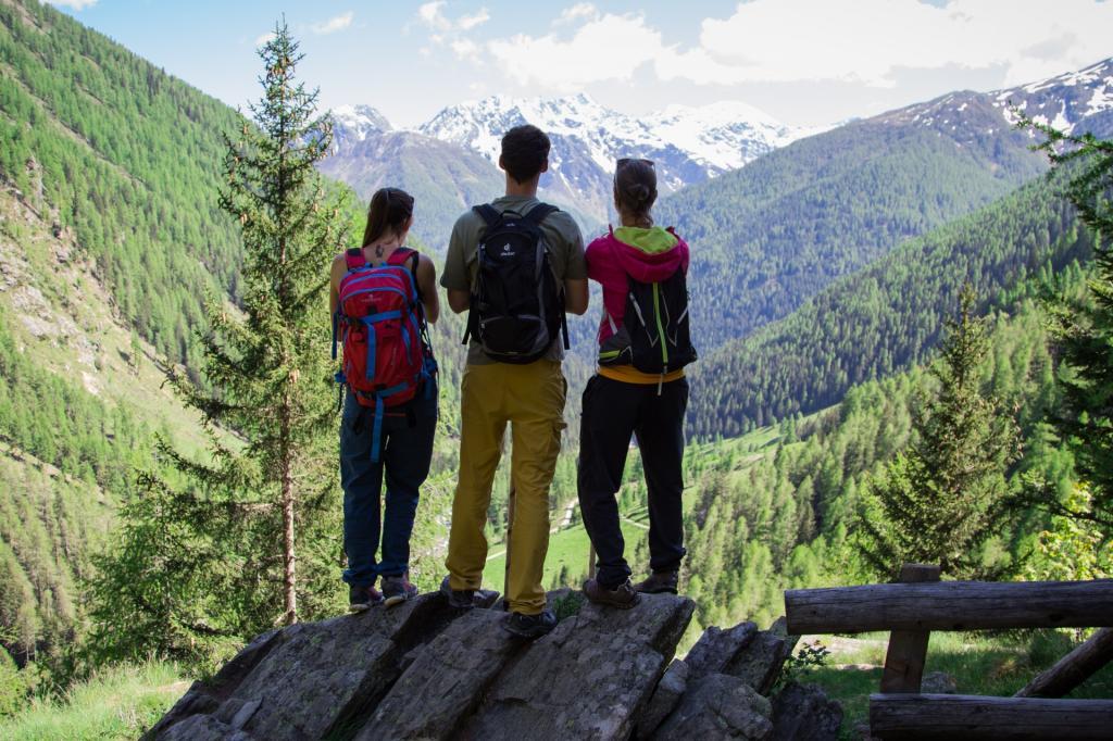 <b>Monroc Hotel Trekking Trentino Südtirol</b>