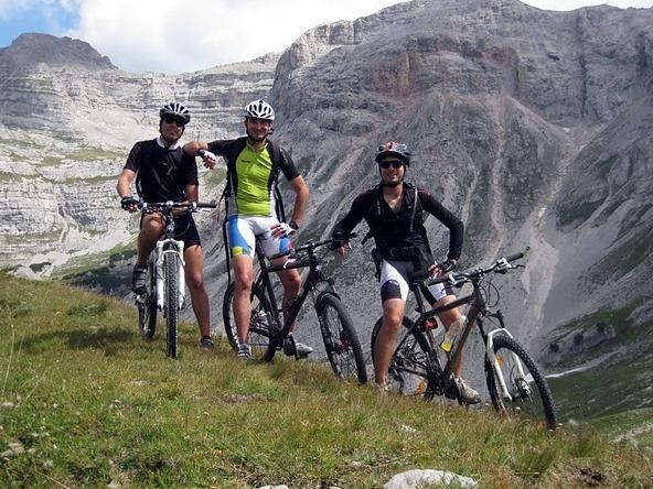 <b>sentieri mountain bike Val di Sole</b>