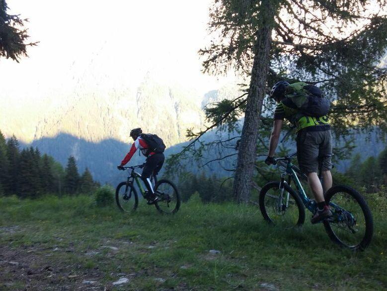 <b>sentieri mountain bike Val di Sole</b>