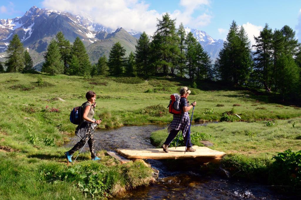 <b>Trekking Parco Nazionale dello Stelvio</b>